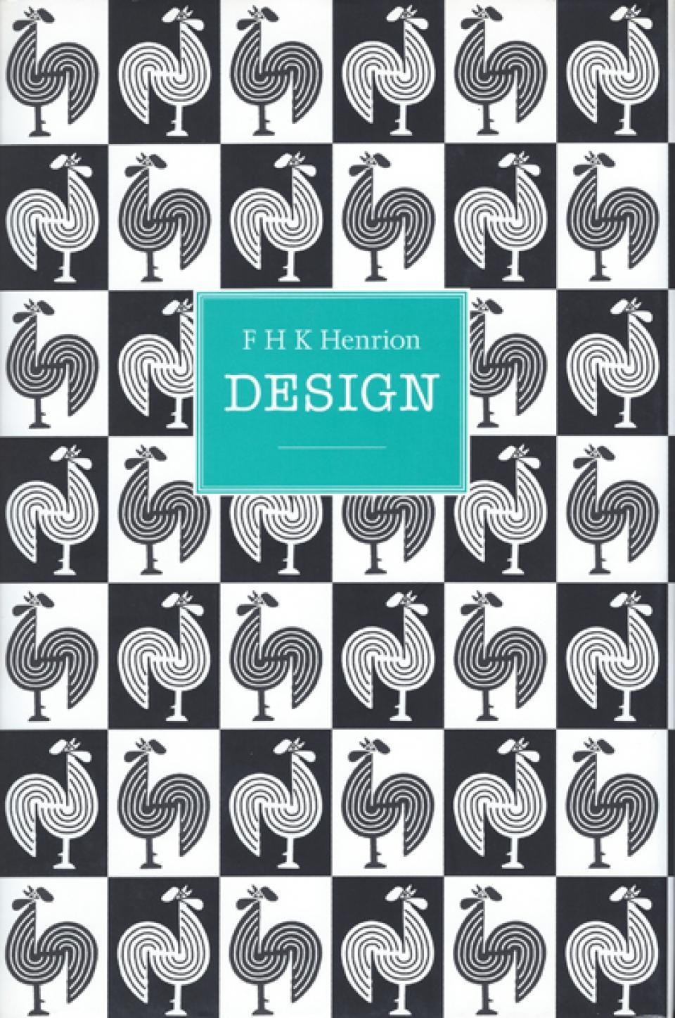 F H K Henrion by Ruth Artmonsky