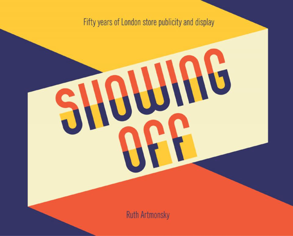 Showing Off by Ruth Artmonsky