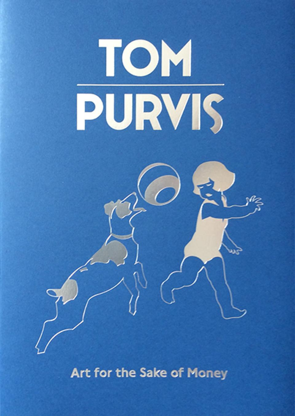 Tom Purvis by Ruth Artmonsky