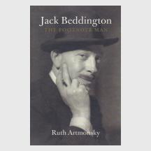 Jack Beddington by Ruth Artmonsky